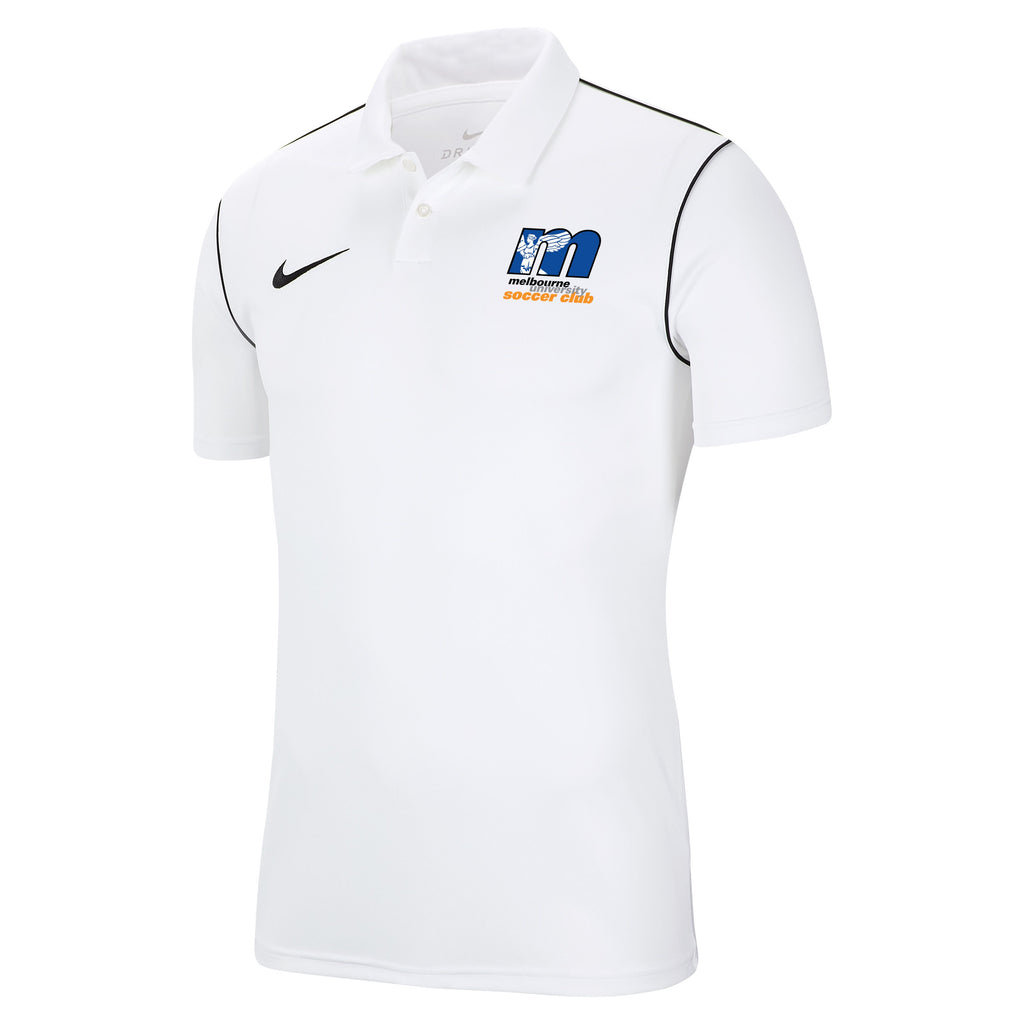 MELBOURNE UNIVERSITY SC  Nike-Dri-FIT Park 20 Polo