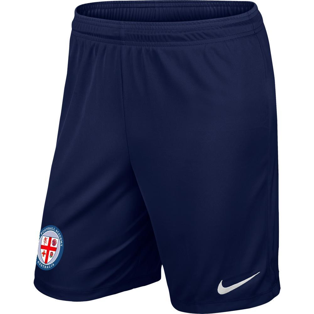 PF FOOTBALL ACADEMY  Park II Youth Knit Shorts