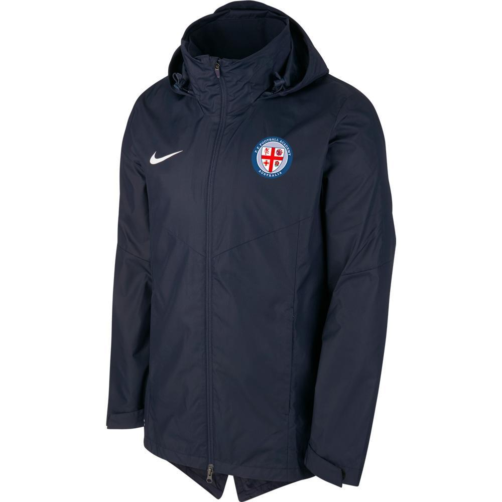 PF FOOTBALL ACADEMY  Youth Nike ACADEMY 18 RAIN JACKET