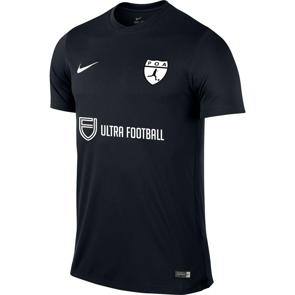 PHASE ONE ACADEMY  Park VI Men's Football Short-Sleeve Jersey