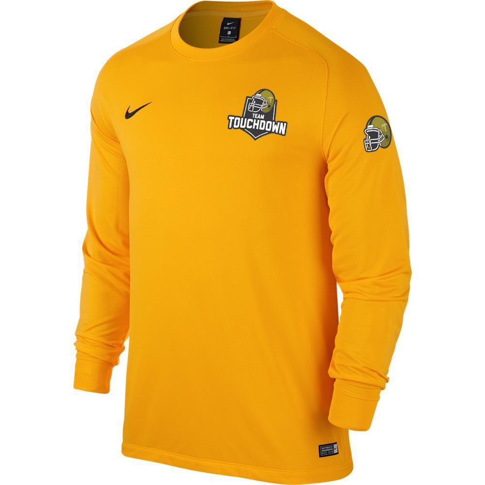 TEAM TOUCHDOWN  Park Men's Long-Sleeve Jersey