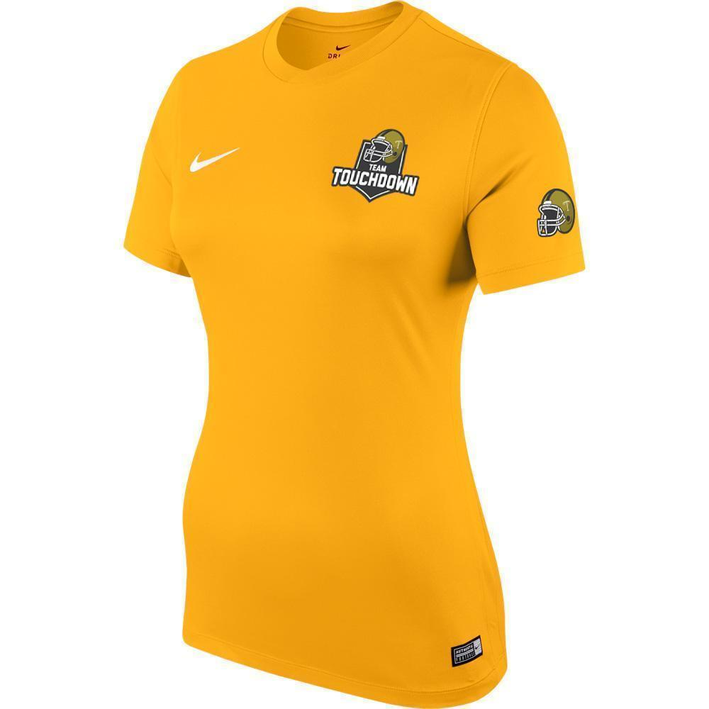 TEAM TOUCHDOWN  WOMEN'S SS PARK VI JERSEY