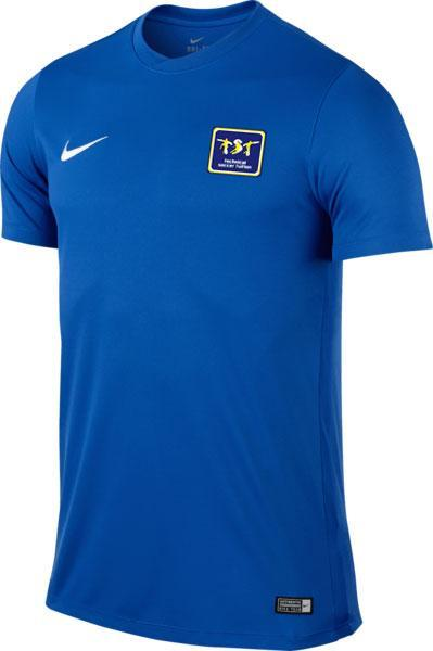 TECHNICAL SOCCER TUITION  Park VI Youth Football Short-Sleeve Jersey