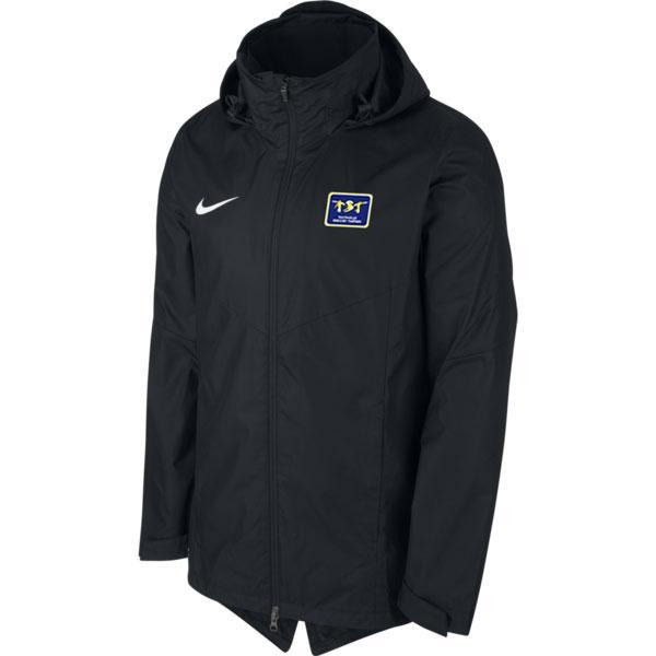TECHNICAL SOCCER TUITION Youth Nike ACADEMY 18 RAIN JACKET