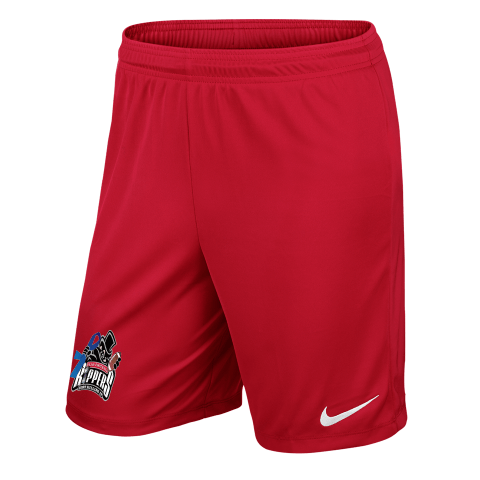 THE FLAG RIPPERS - TEAM TOUCHDOWN  Park II Men's Knit Shorts
