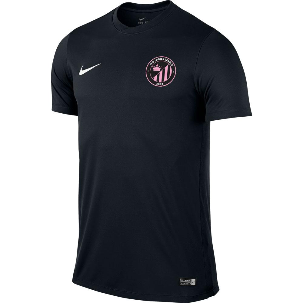 THE LADIES LEAGUE  Park VI Men's Football Short-Sleeve Jersey