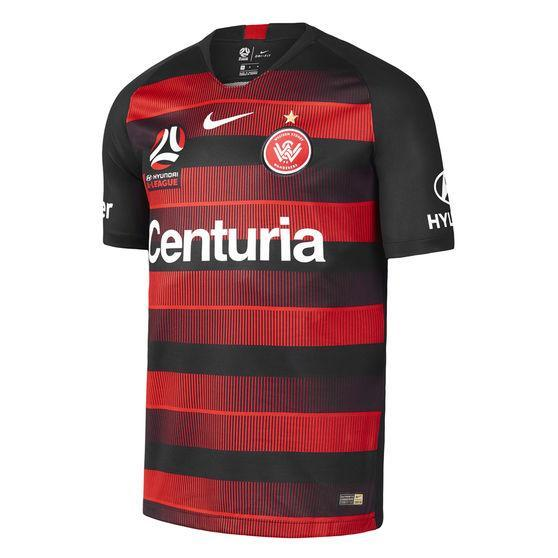 Western Sydney Wanderers Youth Home Jersey 18/19