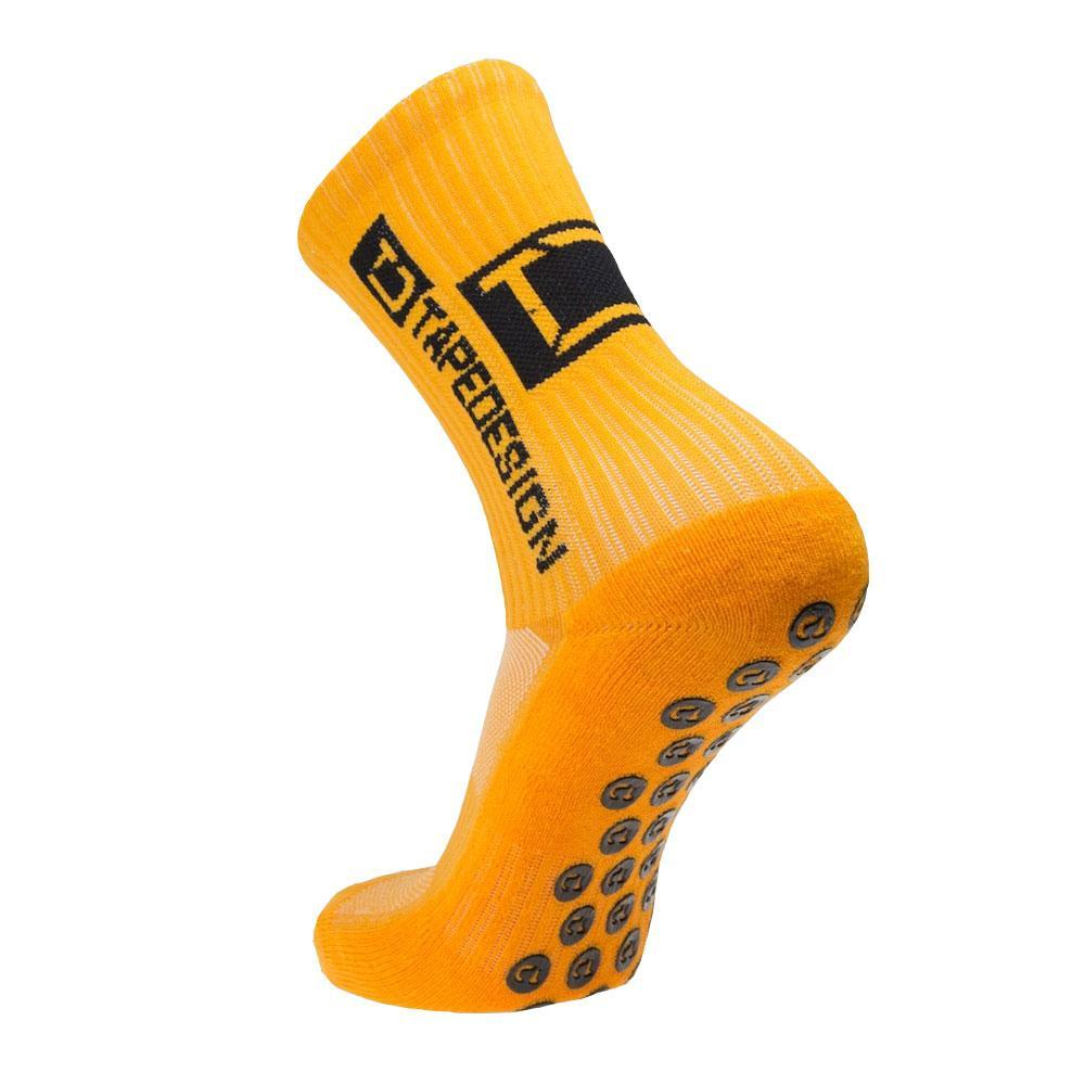 ORANGE - TapeDesign Grip Socks