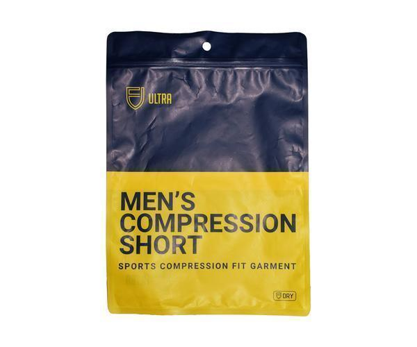 Ultra Men's Compression Shorts