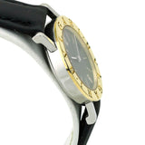Bulgari Bulgari Women's Two-Tone Quartz Watch Stainless Steel 18k Gold BB 26