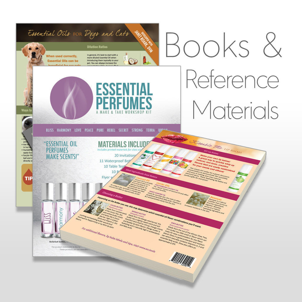Books and Reference Materials