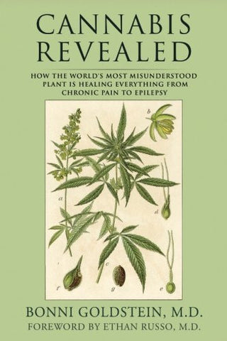 Cannabis Revealed by Dr. Bonni Goldstein