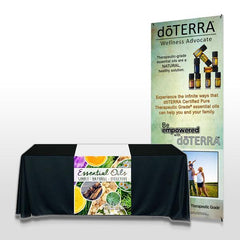 X-Banner & Table Runner Bundle