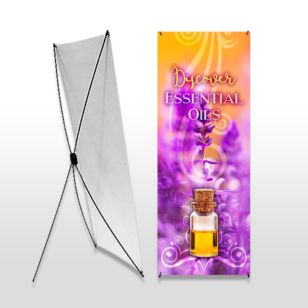 X-Banner - SHIPPING INCLUDED