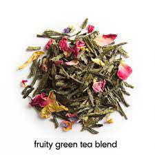 Fruity Green Tea Blend