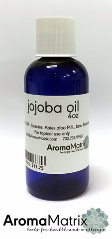 Jojoba Oil - 4oz
