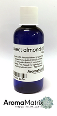 Sweet Almond Oil - 4oz