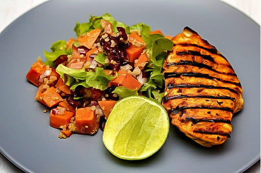 Grilled Chicken Teriyaki Recipe