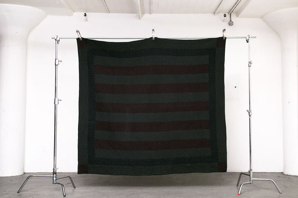 Over-dyed Black American Flag