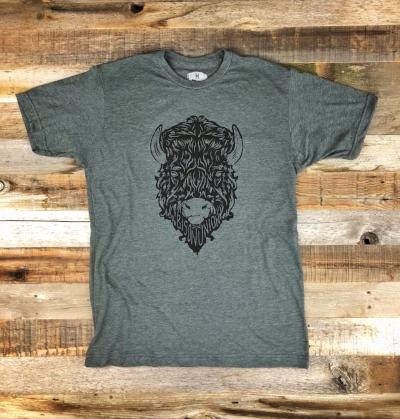 """Be The Bison"" Tee"