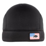 Beanie Small Flag Patch Hats