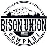 "The Bison Union ""Mountains"" Sticker"