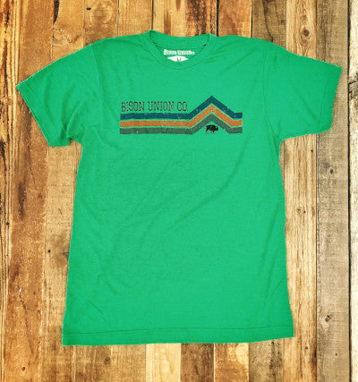 Vintage Mountain Buffalo Shirt
