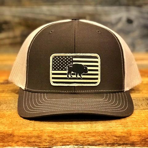 "Bison Union ""Buffalo Dirt"" SnapBack Hat"