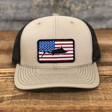 "Bison Union ""Billfish"" Snapback Hat"