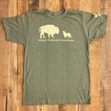 """The Paw"" Short Sleeve Tee"
