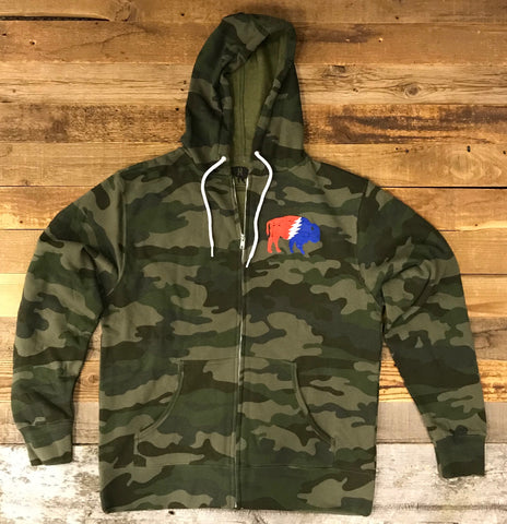"The ""Thunder"" Lightweight Zip-up Hoodies"
