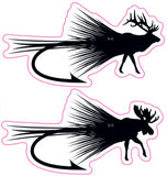 The Fly Collection Stickers