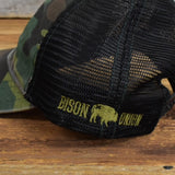 "Bison Union Co. ""Texas Buffalo"" Unstructured SnapBack"