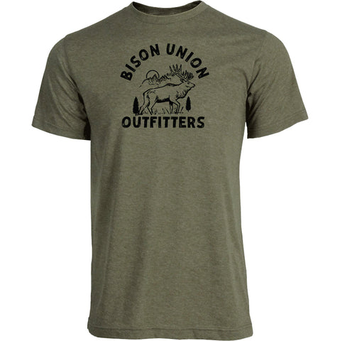 The Bison Union Outfitters Tee