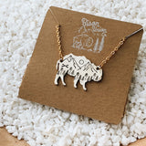 Bison Union - Necklace Metals Collection