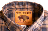 The Bison Union Roam Flannel