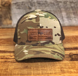 "Bison Union Multicam® "" The Branded Buffalo"" Hat"