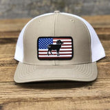 "Bison Union ""Bighorn Sheep"" Trucker Snapback Hat"