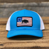 "Bison Union ""1777"" Trucker Snapback Hats"