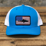 "Bison Union ""Shark Flag"" Snapback Hat"