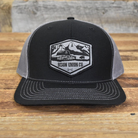 "Bison Union ""Mountain""' Series Snapbacks"