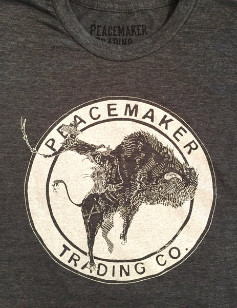 """The Rodeo"" Peacemaker Tee"