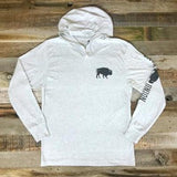 The Bison Union Classic Lightweight Hoodie