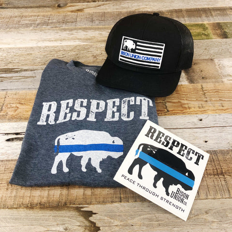Respect the Blue: T-Shirt Bundle