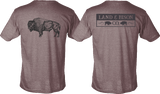 The Land & Bison Bull Shirts
