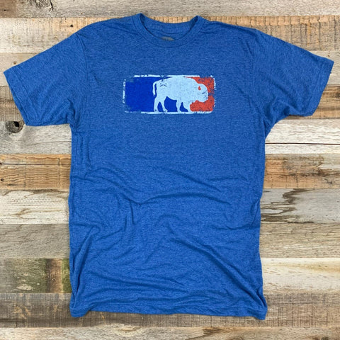 Major League Bison Tee