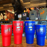 "Bison Union ""Respect"" Series Tumblers"
