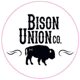 Bison Union Logo Sticker
