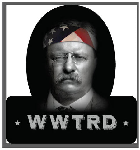 WWTRD? Sticker