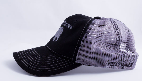 "The Peacemaker Truckin' Snapback unstructured ""Bear"" Hats"